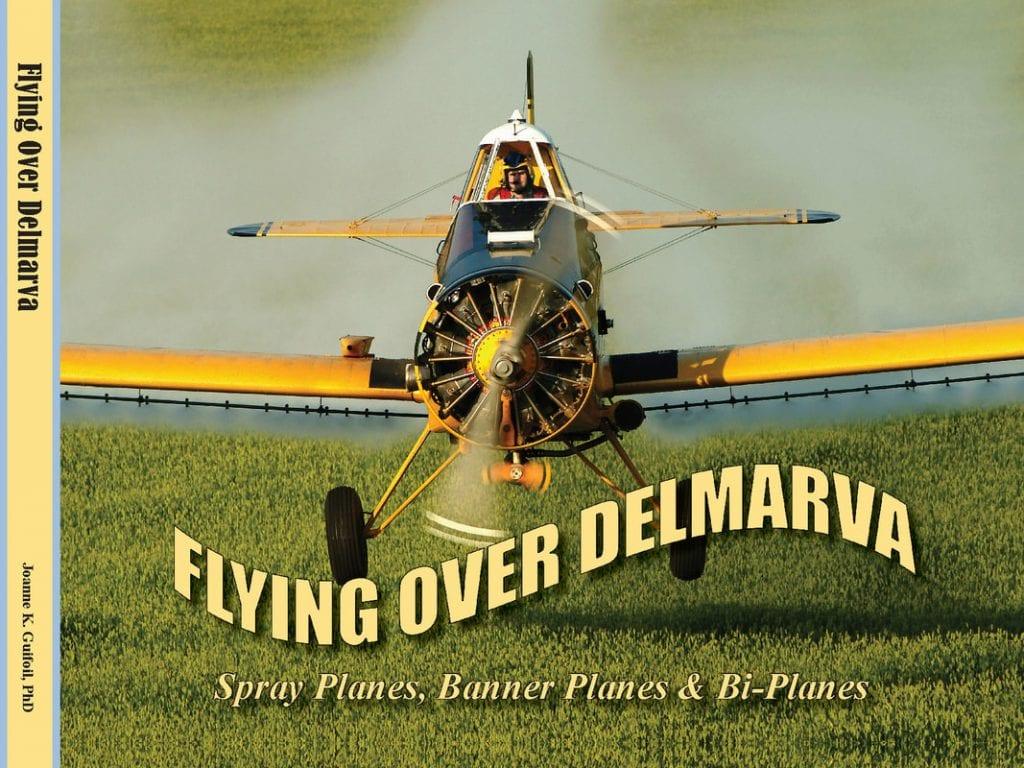 Flying Over Delvarva