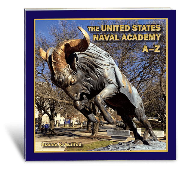 The United States Naval Academy A-Z book by Joanne K. Guilfoil